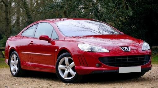 peugeot red